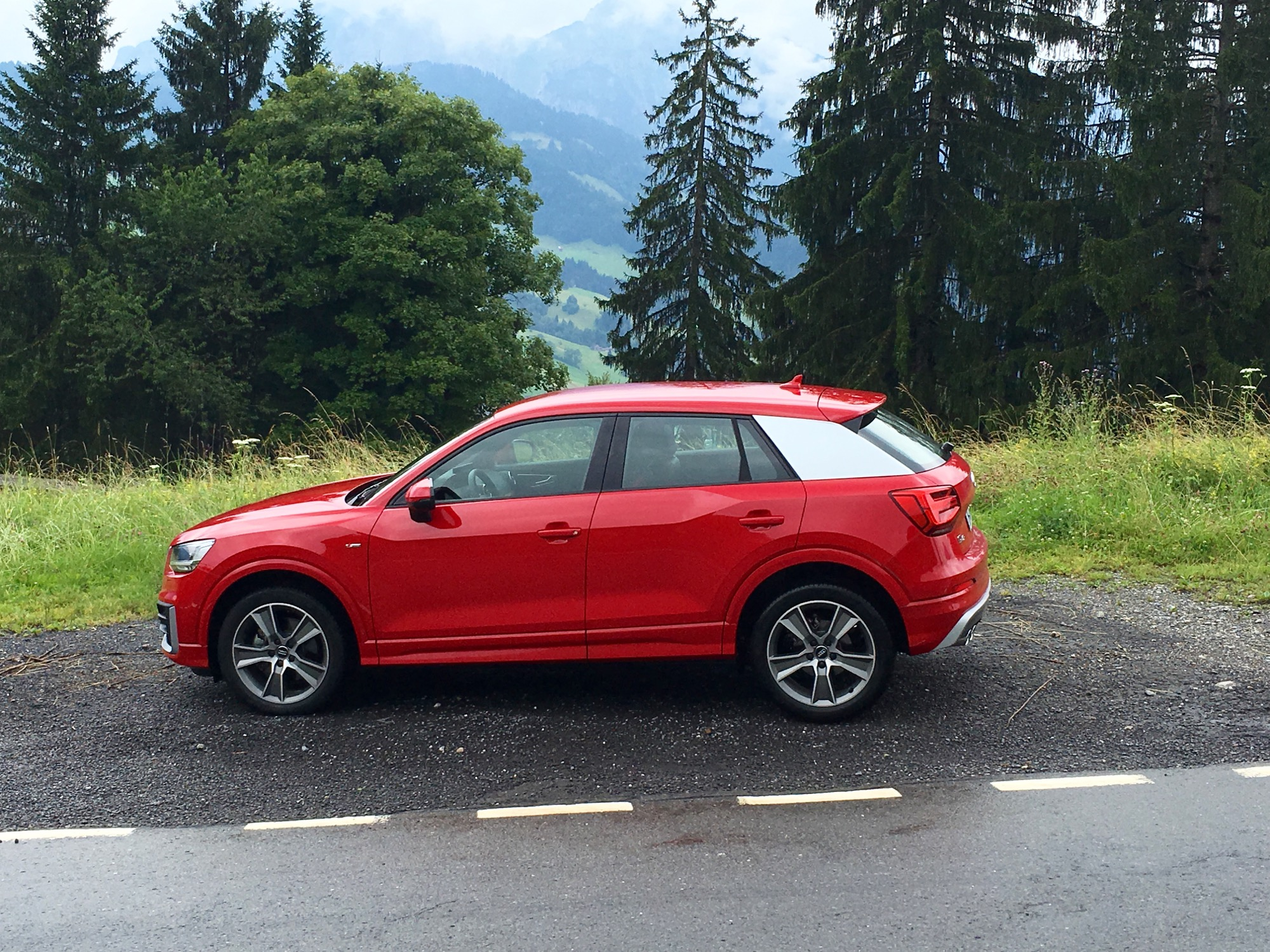 Sports Cars Luxury >> 2017 Audi Q2 Review | CarAdvice