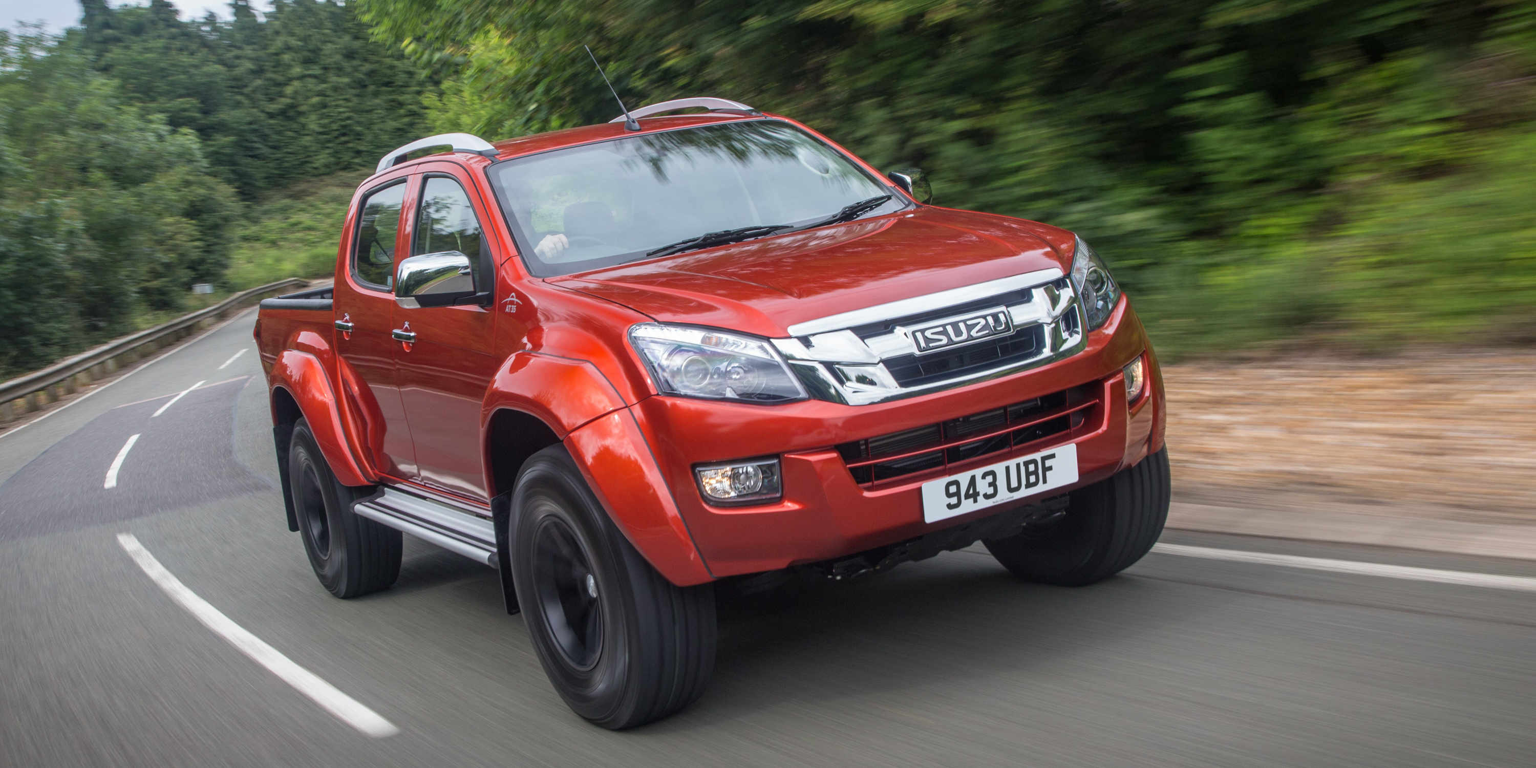 Isuzu D-MAX gets pumped up with help from Iceland's Arctic ...