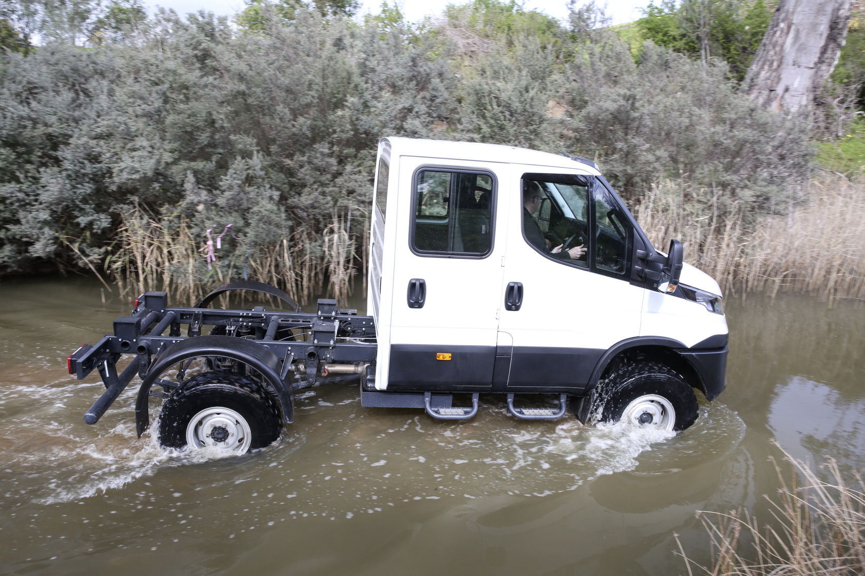 2016 Iveco Daily 4x4 Off Road Review Photos Caradvice