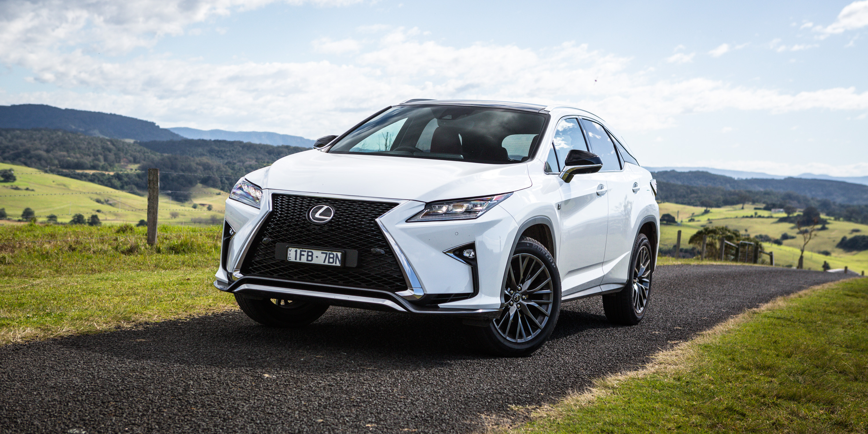 2016 Lexus RX350 F Sport Review - Photos