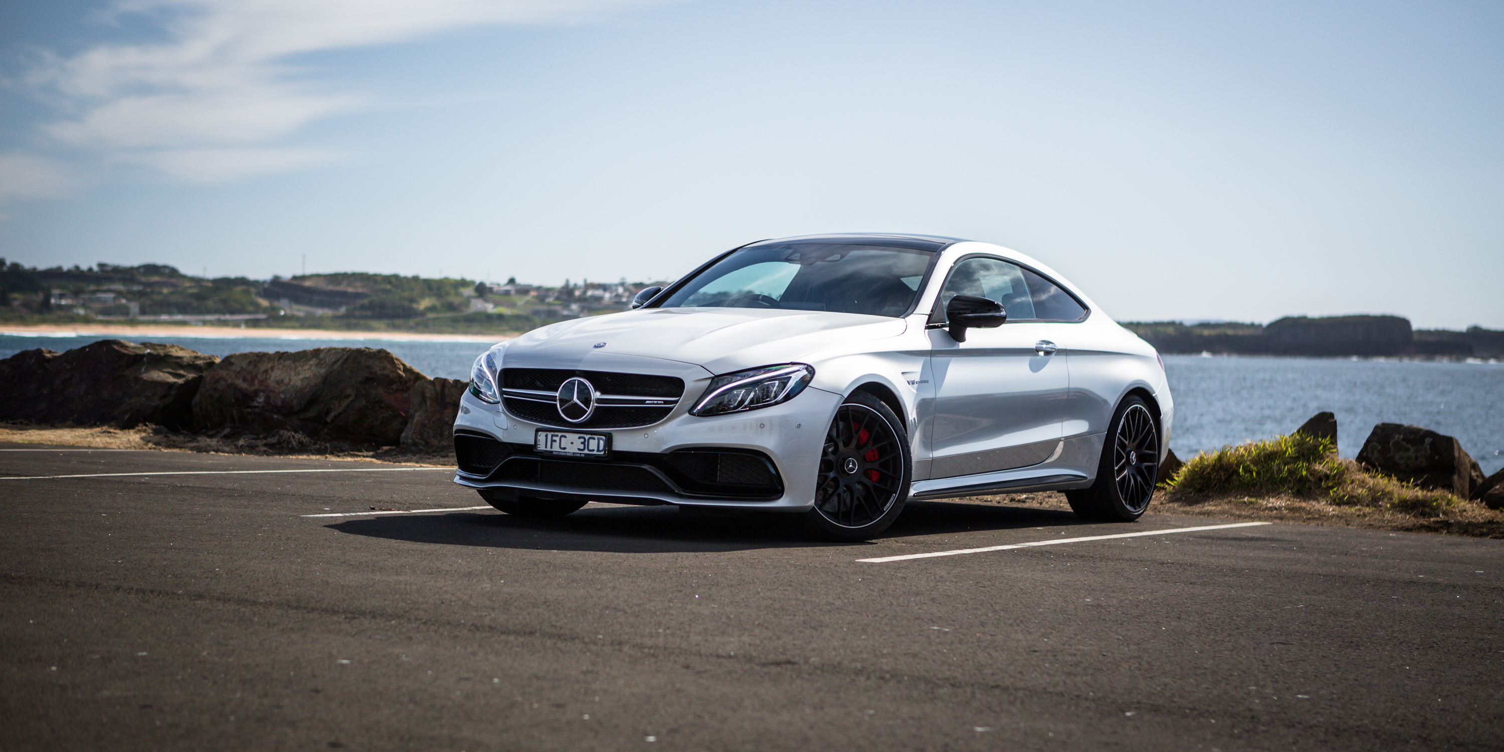 2017 mercedes amg c63 s coupe review caradvice for Mercede benz amg