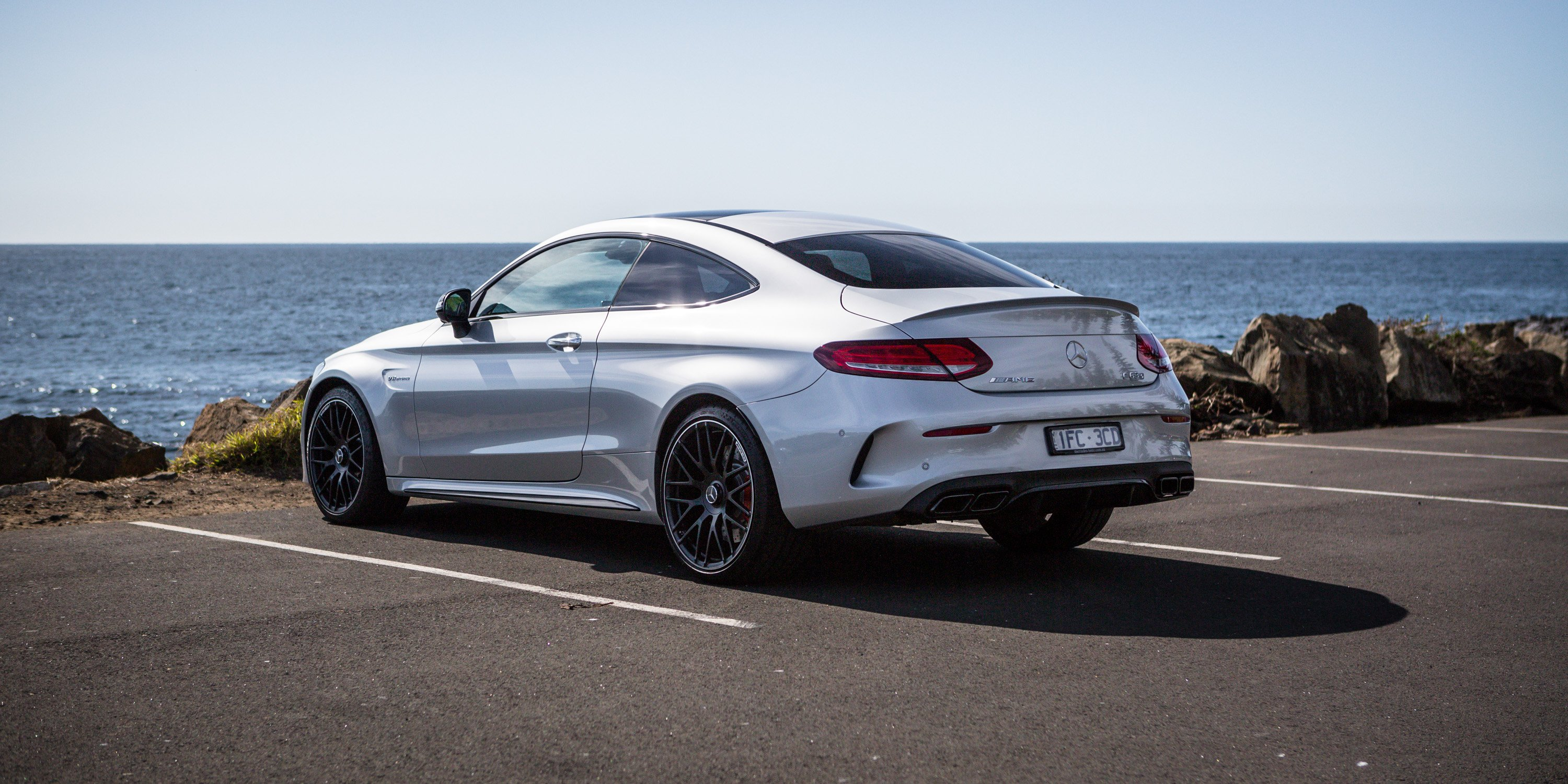 2017 C63 Amg Coupe Price >> 2017 Mercedes-AMG C63 S Coupe Review - photos | CarAdvice