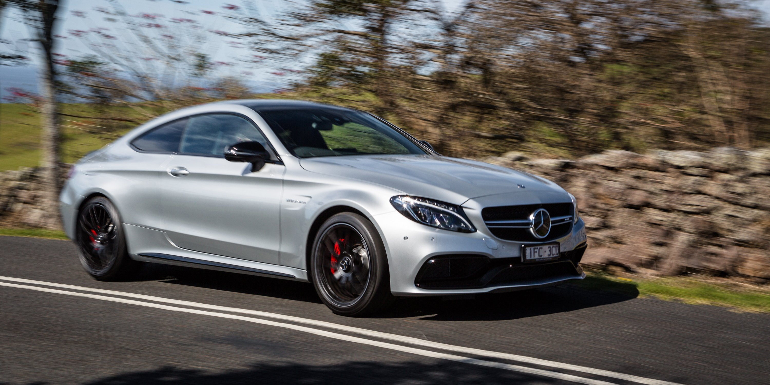 2017 Mercedes Amg C63 S Coupe Review Photos Caradvice