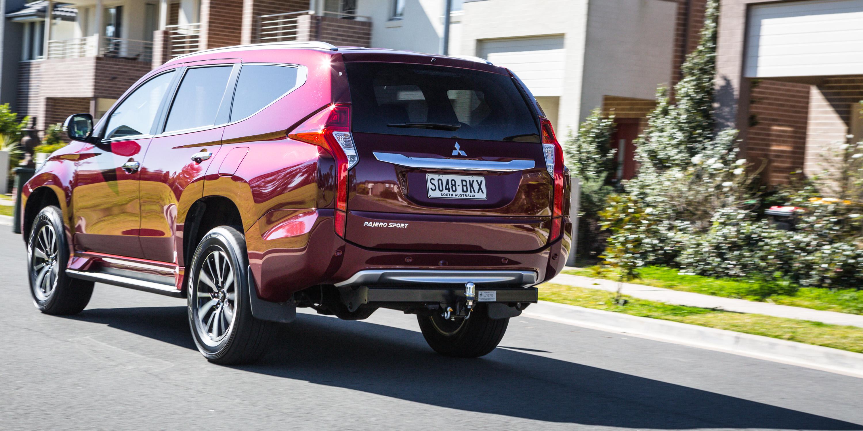 2016 Mitsubishi Pajero Sport GLS Review | CarAdvice