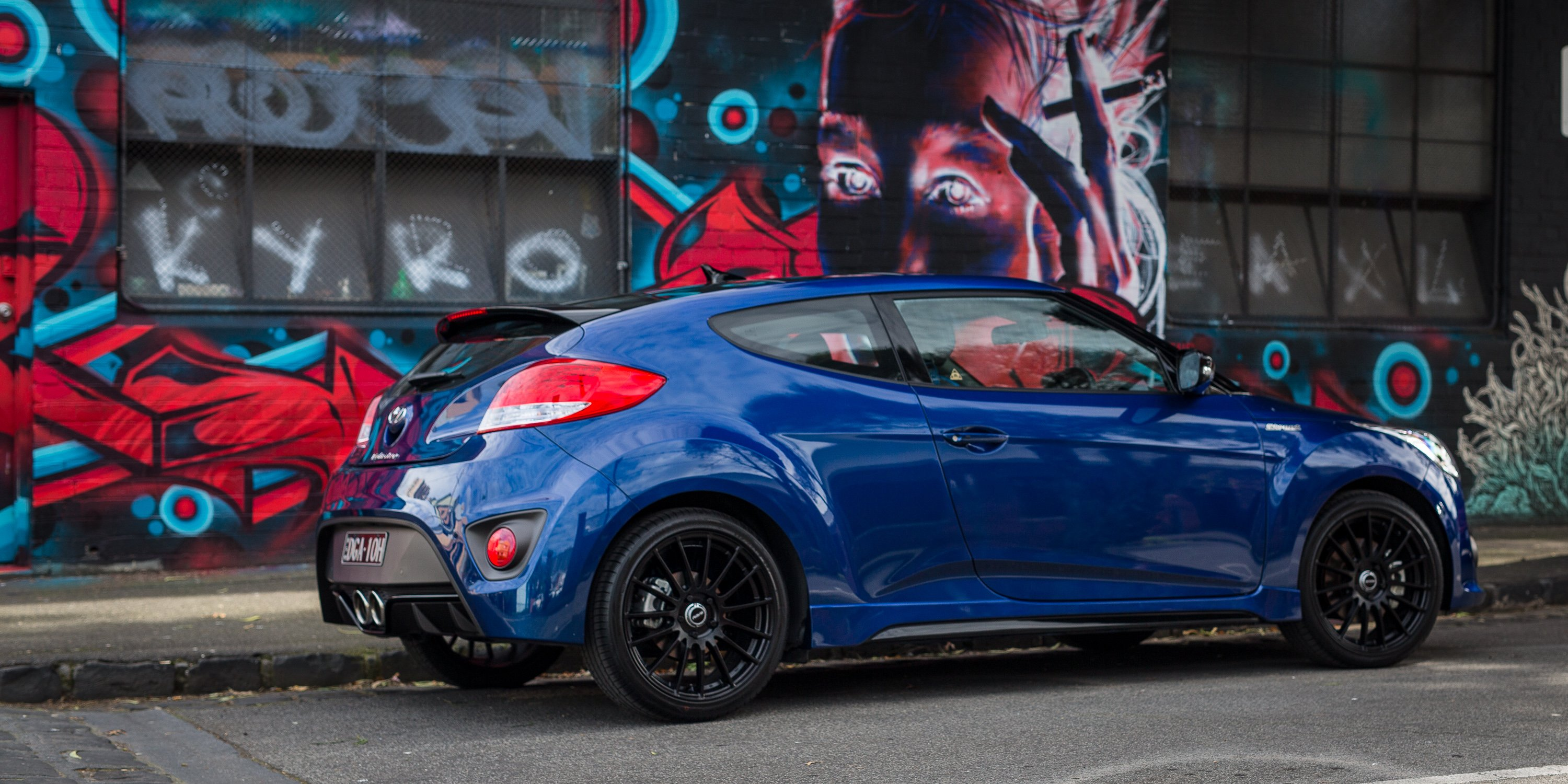 2016 hyundai veloster street turbo review photos caradvice. Black Bedroom Furniture Sets. Home Design Ideas