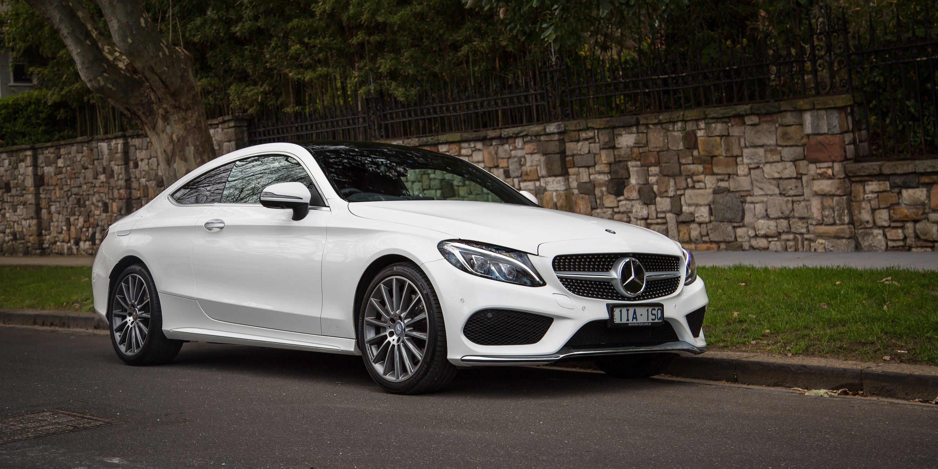 2016 mercedes benz c300 coupe long term report three for Mercedes benz 300