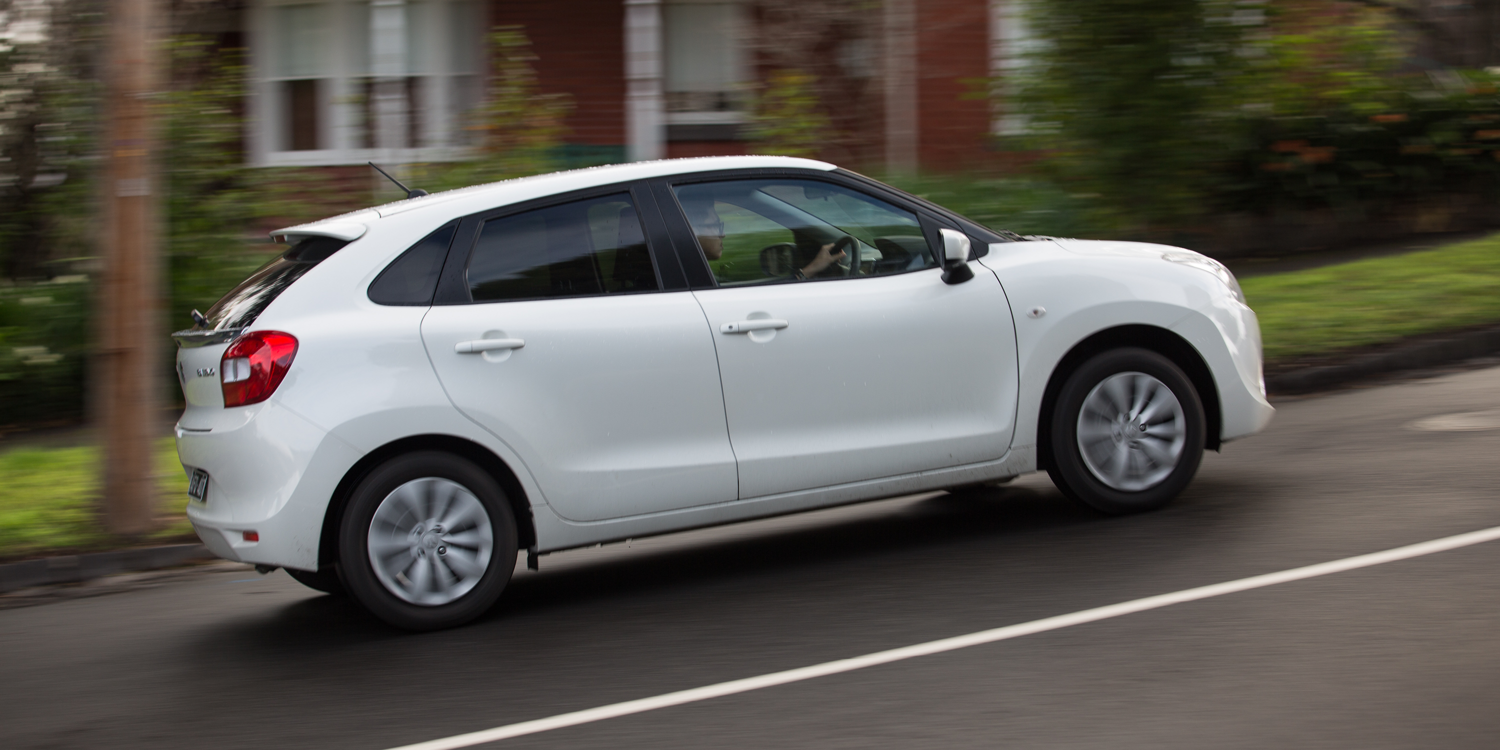 2016 Suzuki Baleno Gl Review Photos Caradvice