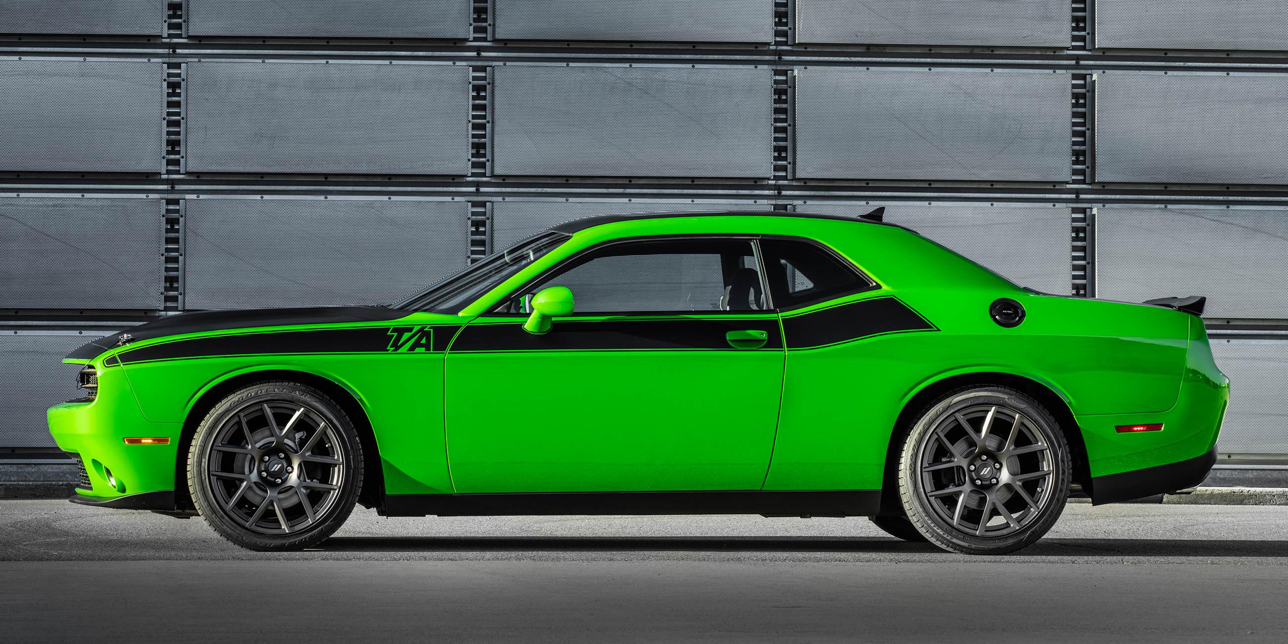 2017 Dodge Challenger T A Charger Daytona Revealed