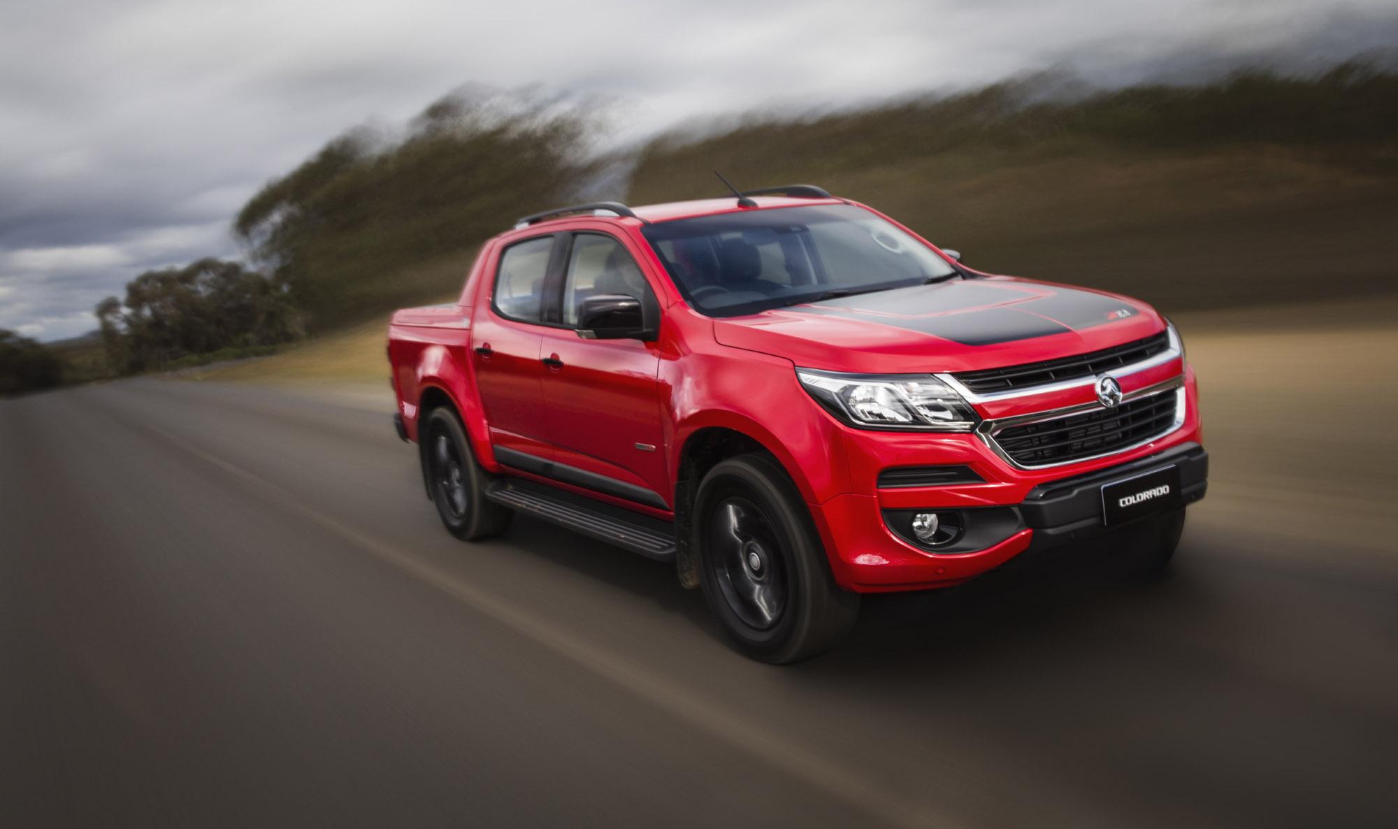 2017 Holden Colorado Review | CarAdvice