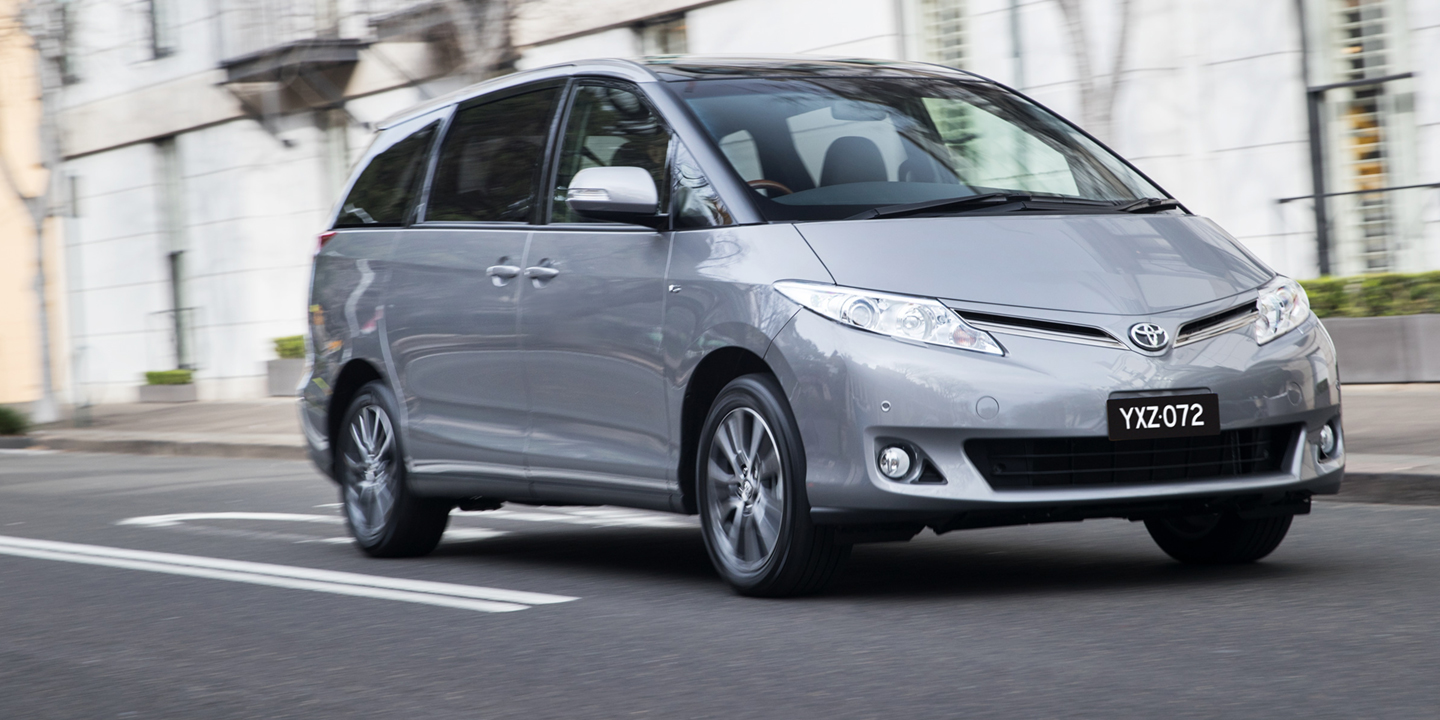2016 Toyota Tarago Pricing And Features Updated Interior
