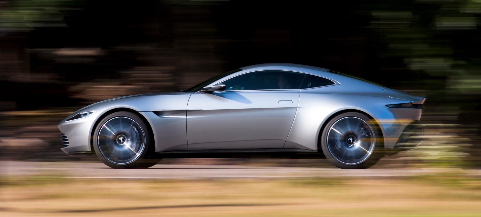 2018 Aston Martin Vantage Will Quot Blow The Db10 Away