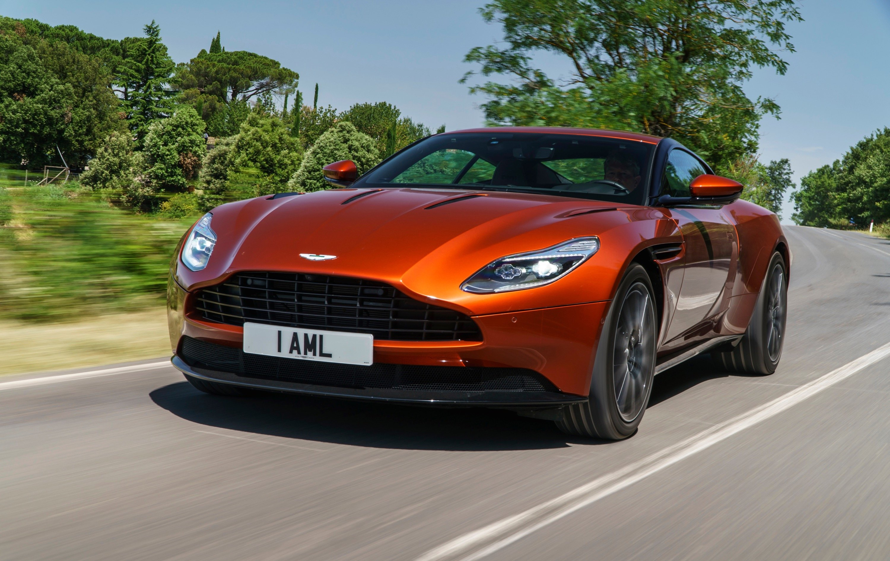 Aston Martin DB11 Review | CarAdvice
