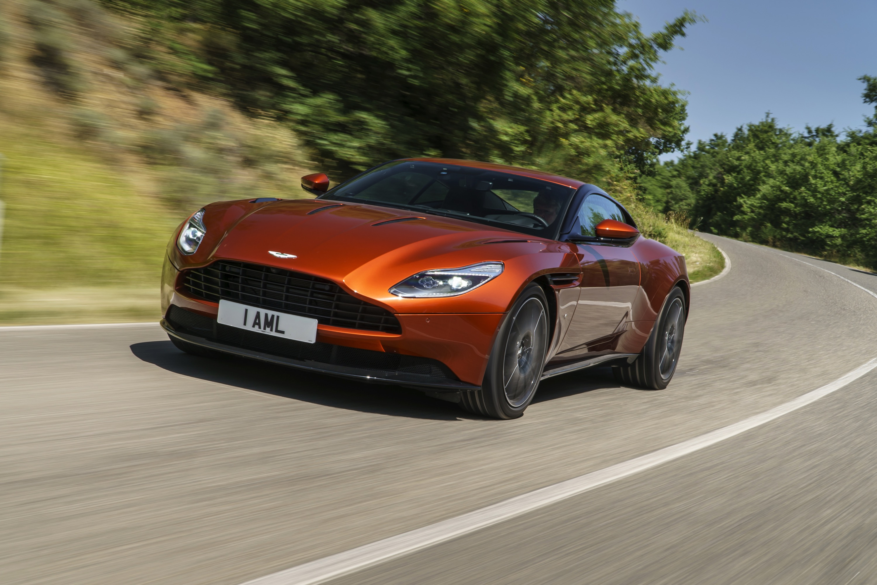 Aston Martin DB11 Review - Photos