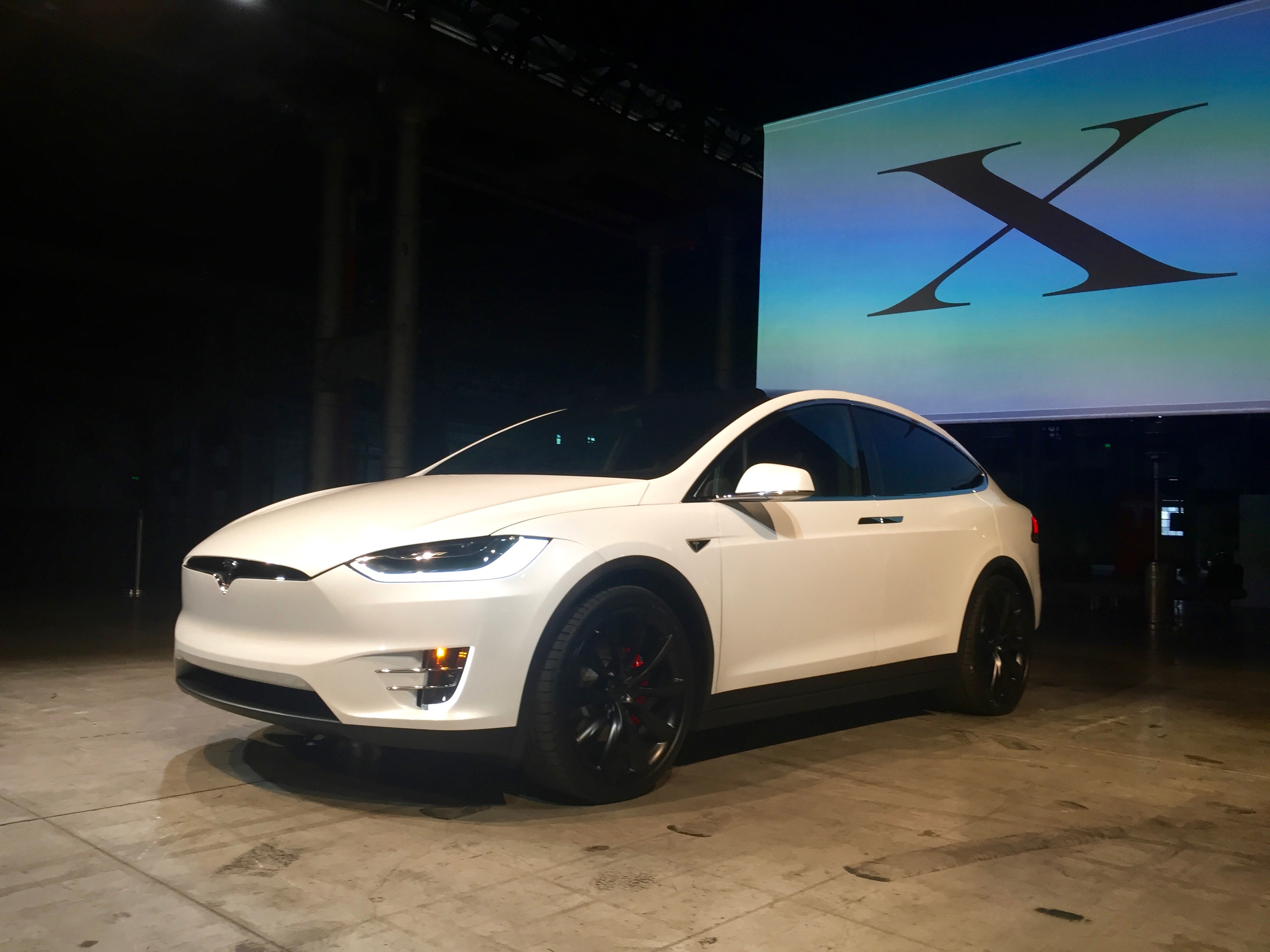 Tesla Model X Australian Pricing And Specifications For