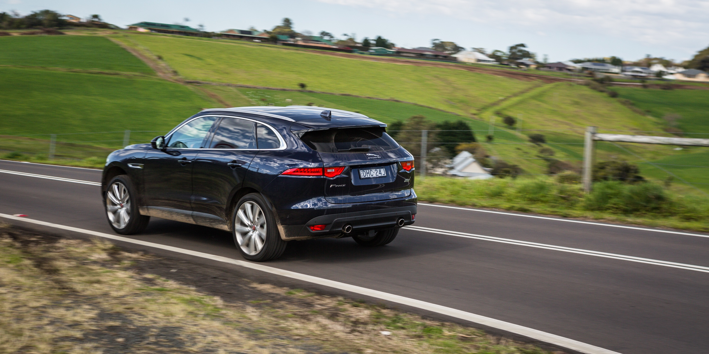 2016 Jaguar F-Pace Portfolio 30d Review | CarAdvice