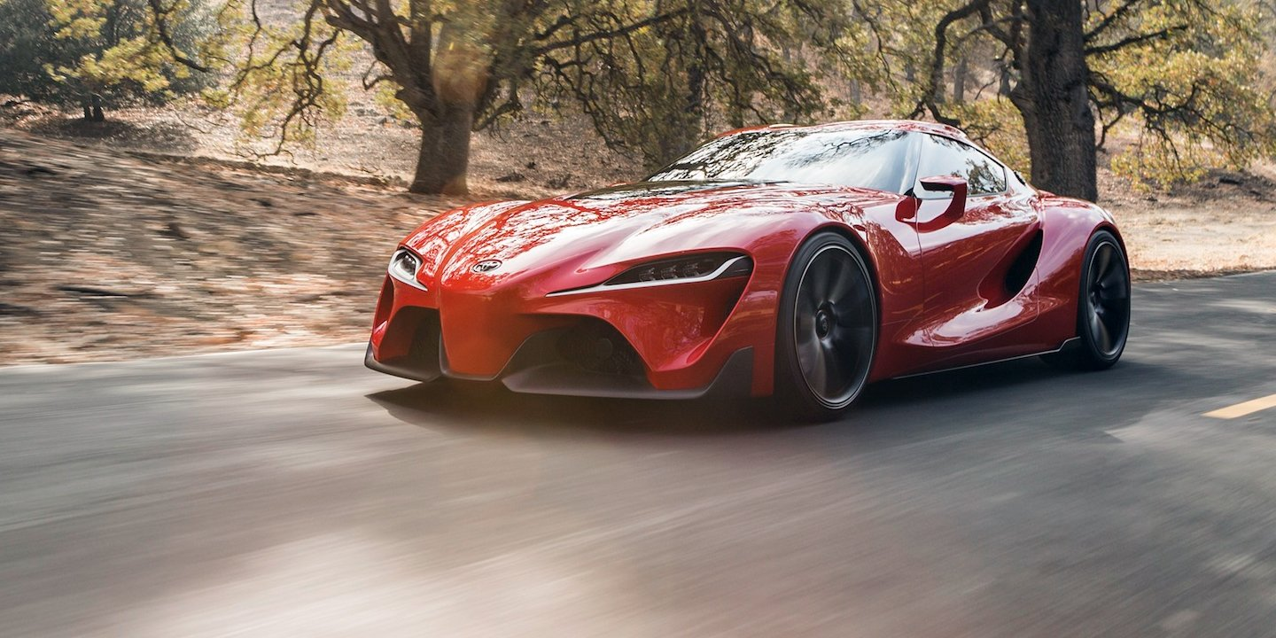 Toyota Ft 1 >> Toyota engineering boss says Supra name the favourite for coming sports car - Photos (1 of 4)