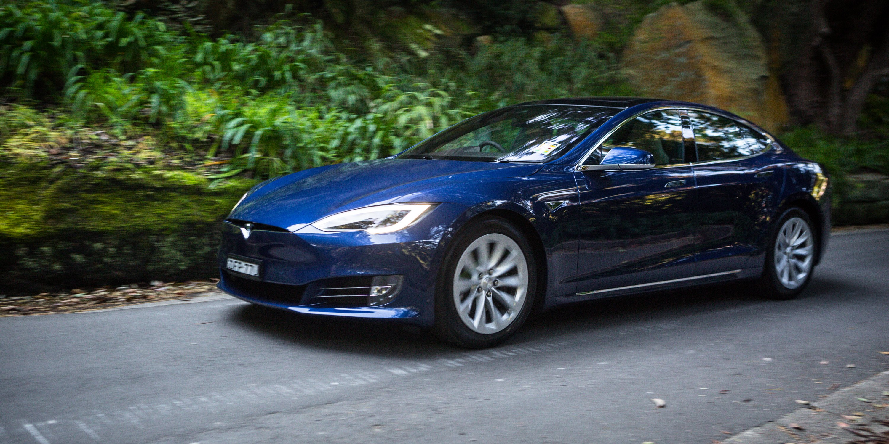 2017 Tesla Model S 75d Review Photos Caradvice