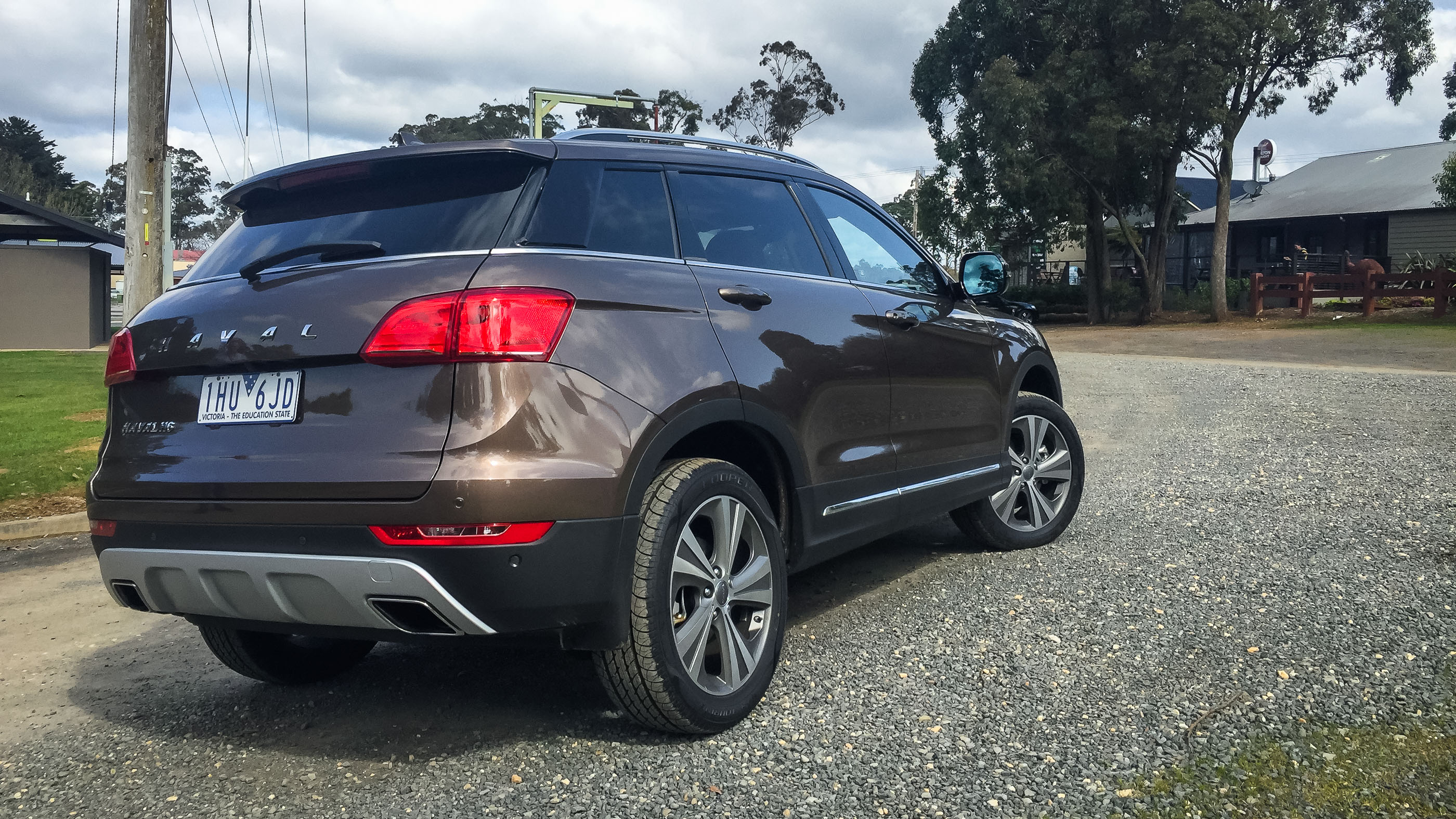 2017 Haval H6 Review