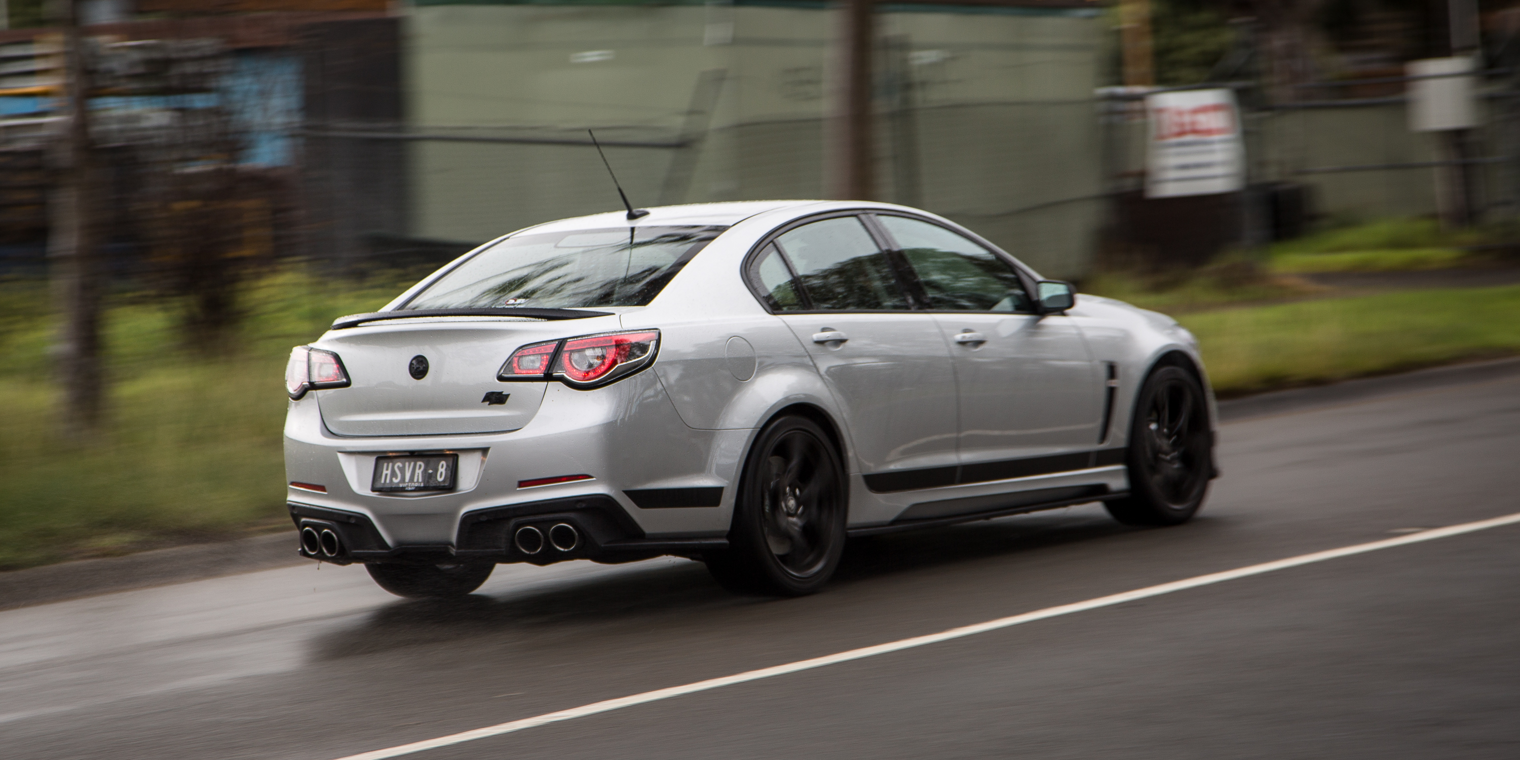 2016 hsv clubsport r8 sv black review caradvice