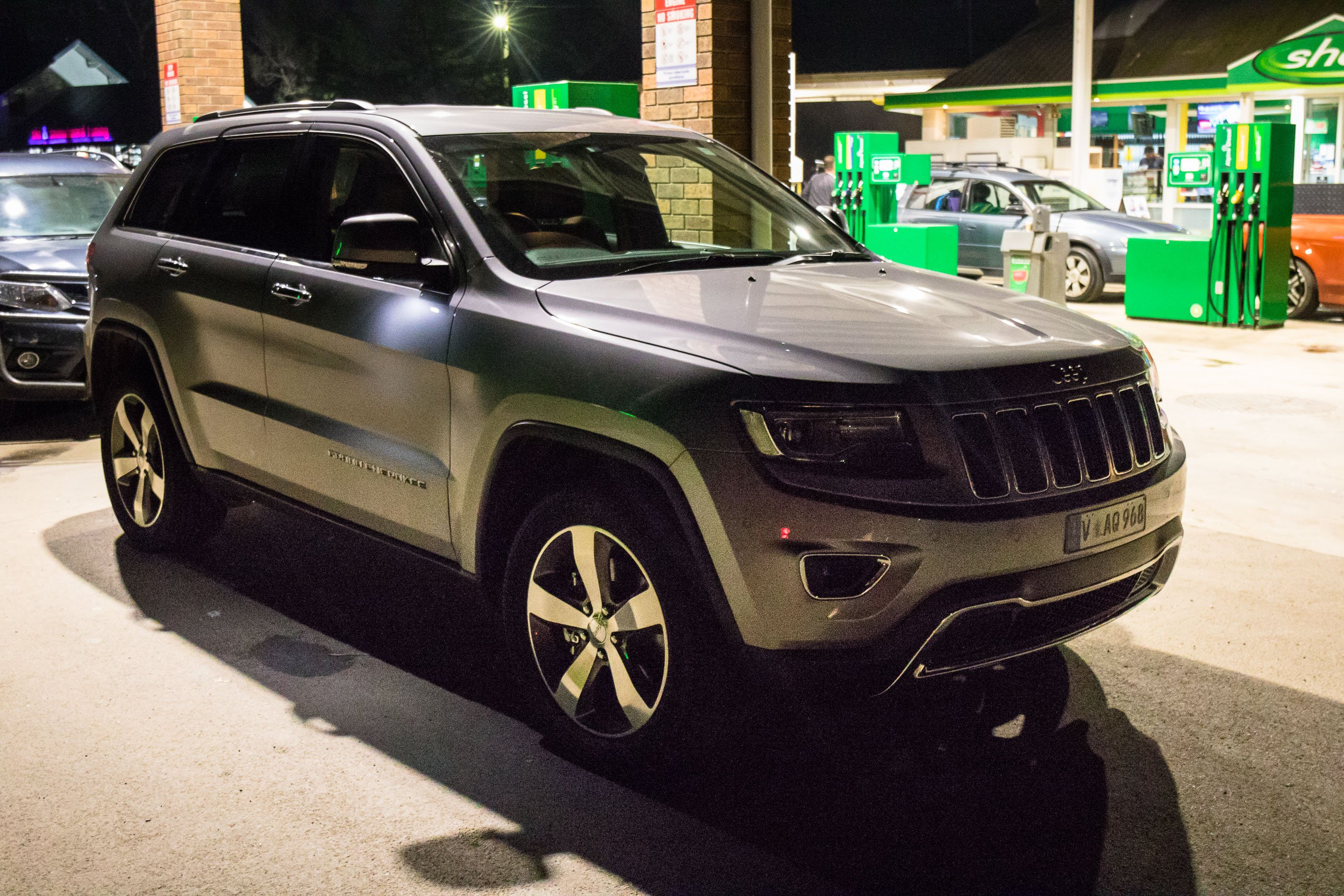 2016 Jeep Grand Cherokee Limited Diesel Review - photos ...