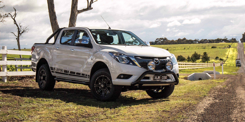 2016 Mazda BT-50 XTR Kuroi Pack Review - photos | CarAdvice