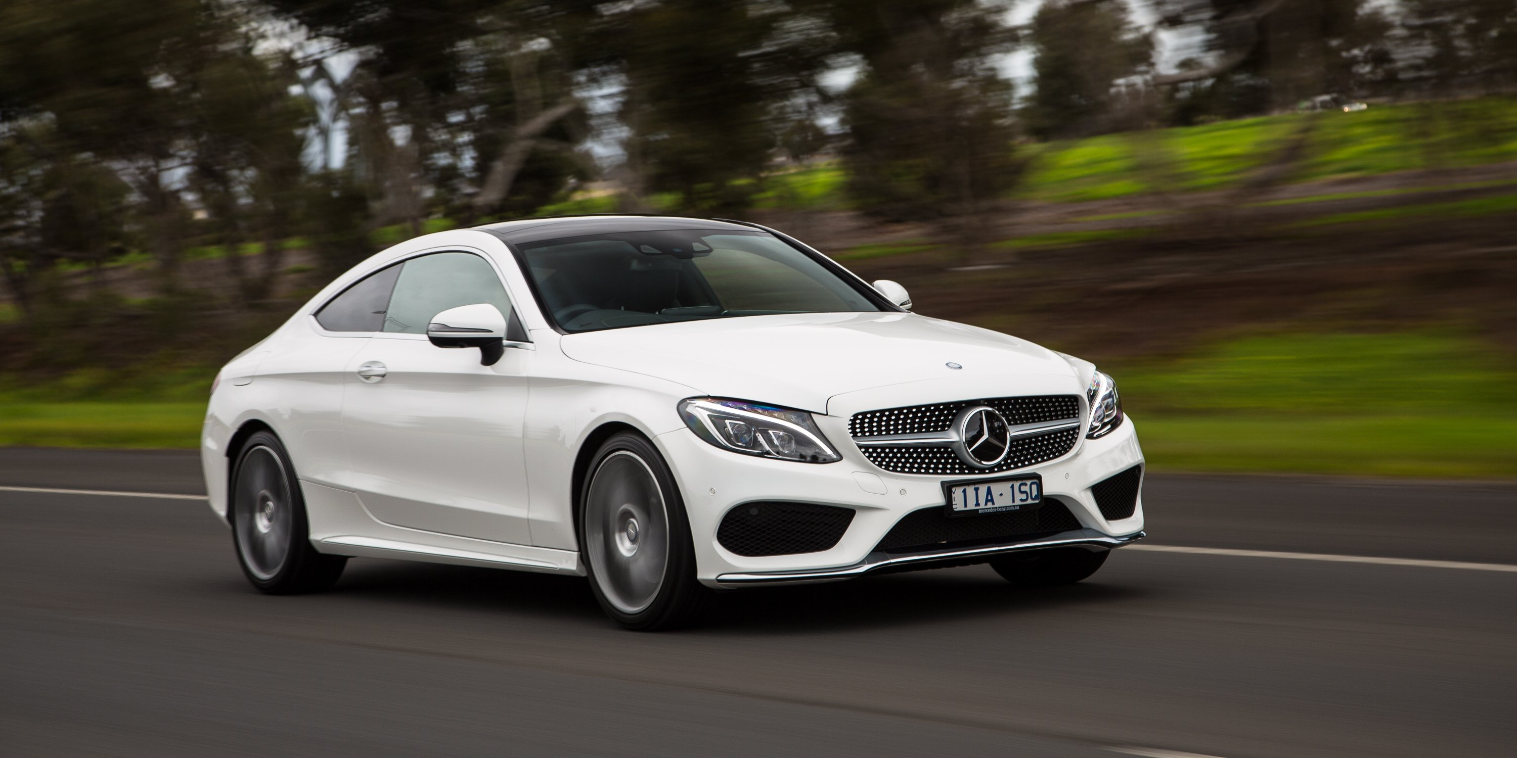 2016 Mercedes-Benz C300 Coupe v BMW 430i comparison ...