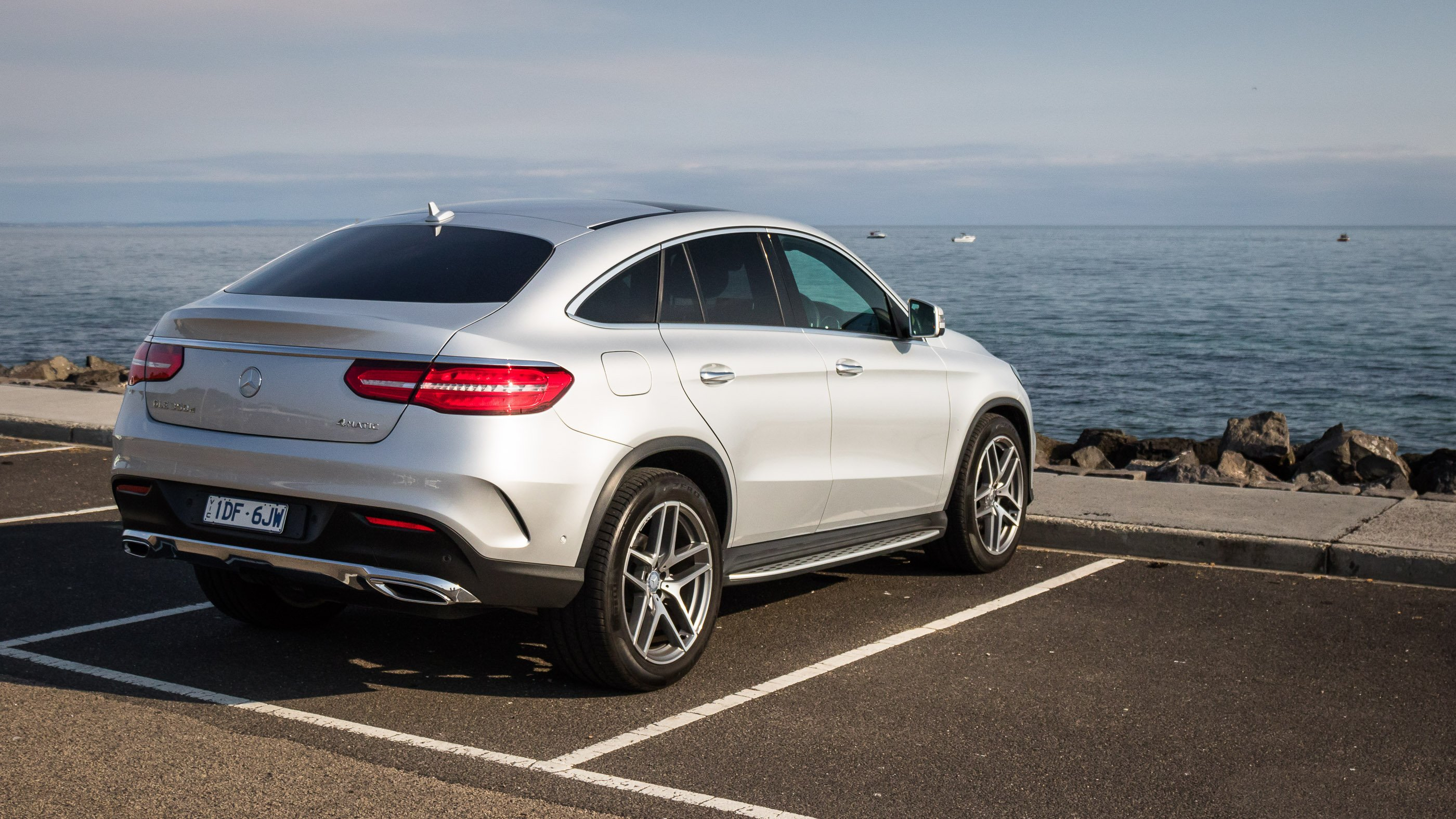 2016 mercedes benz gle 350d coupe review photos caradvice