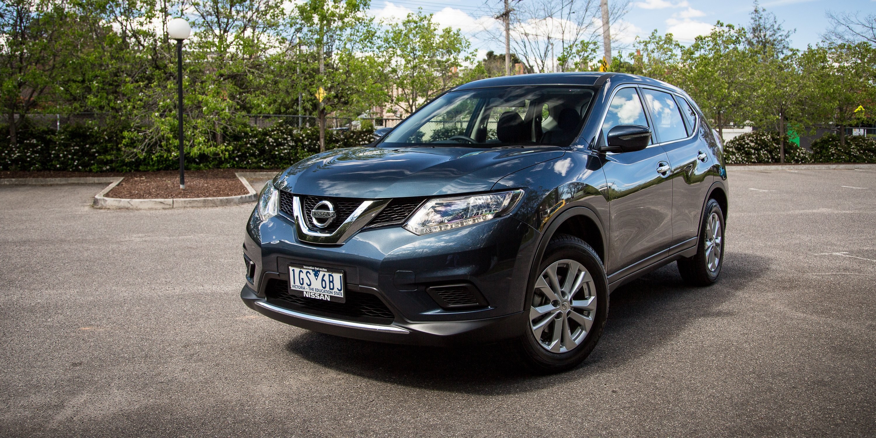 2016 nissan x trail st awd review photos caradvice. Black Bedroom Furniture Sets. Home Design Ideas