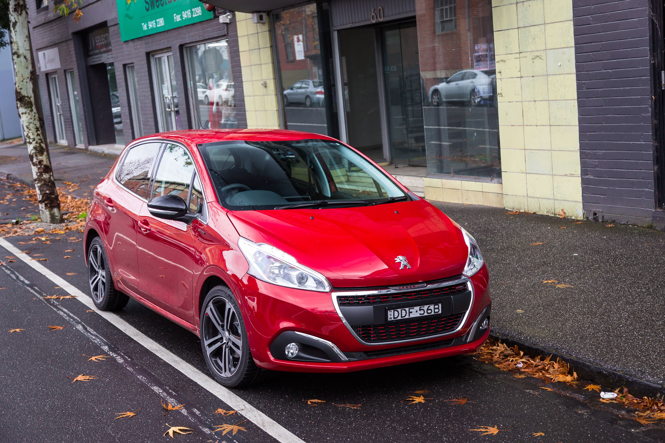 New Toyota Hilux >> 2016 Peugeot 208 GT-Line Review - photos | CarAdvice