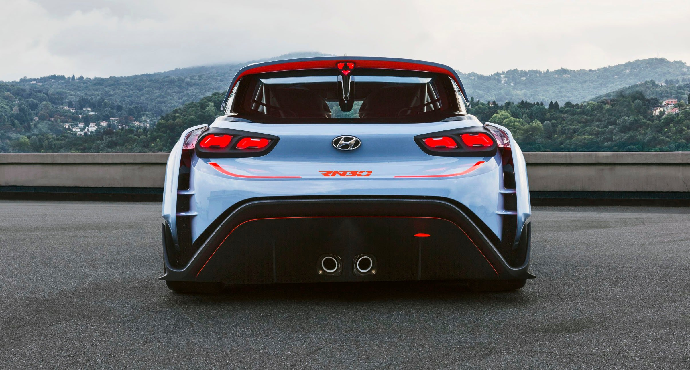 Hyundai RN30 high-performance concept revealed: i30 N ...