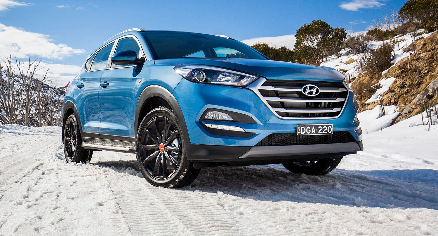 Mazda Santa Fe >> Hyundai Australia celebrates 30 years with Santa Fe, Tucson: V6 returns to Santa Fe for new ...