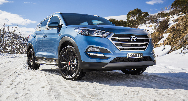 Hyundai Australia celebrates 30 years with Santa Fe, Tucson: V6 returns to Santa Fe for new ...