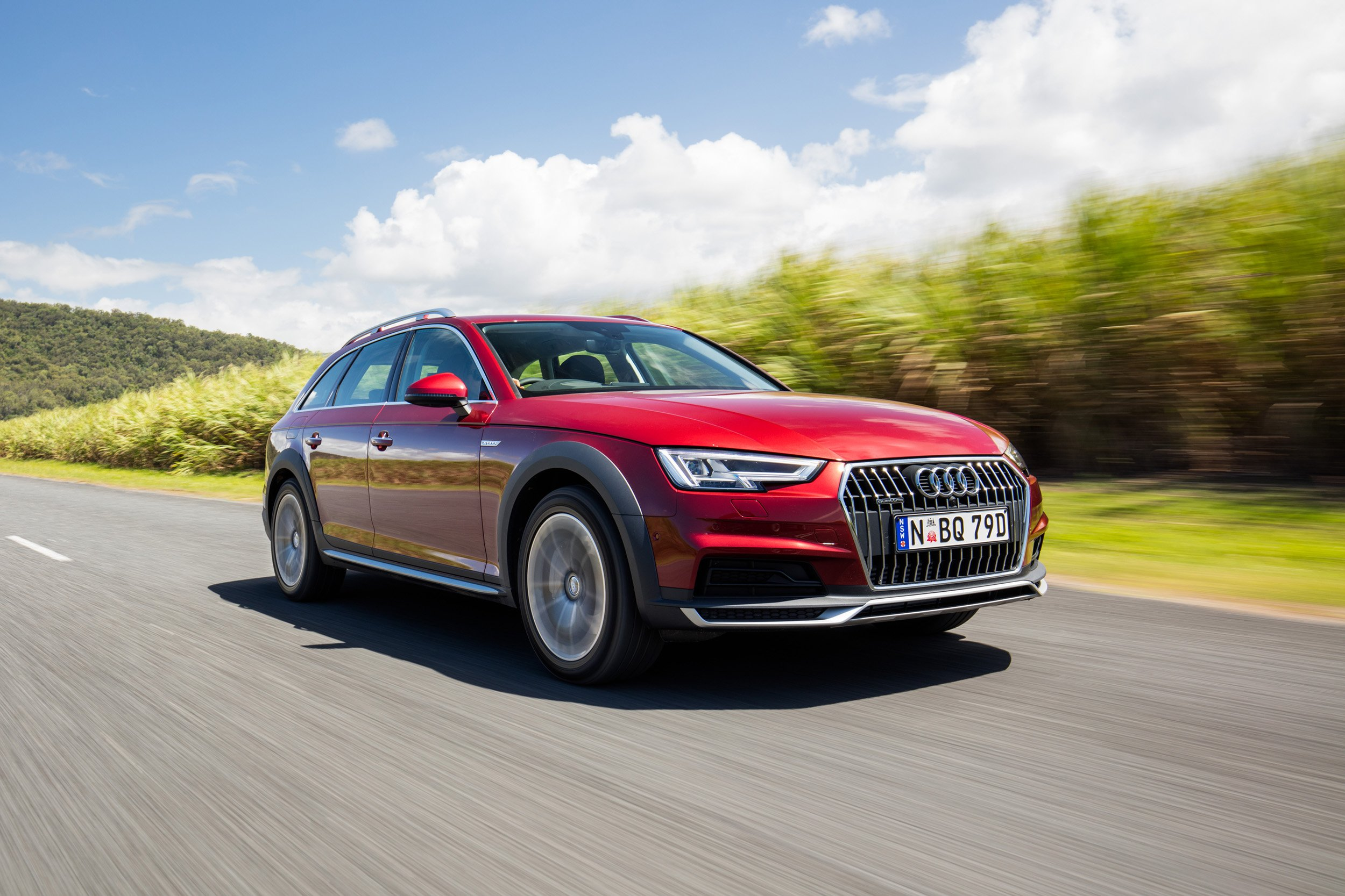 2017 Audi A4 Allroad Review - photos | CarAdvice