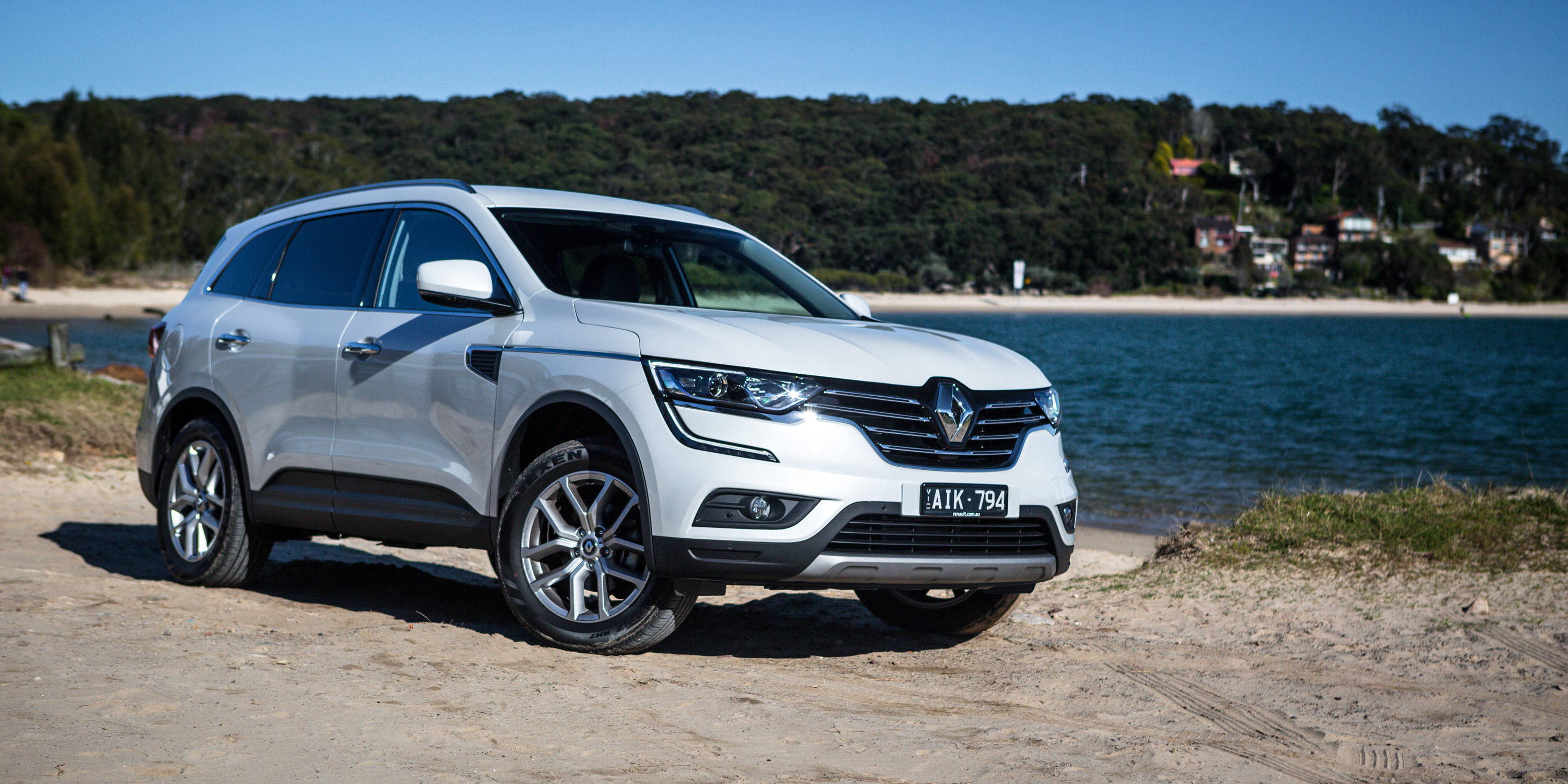 2017 renault koleos zen 4x2 review photos caradvice. Black Bedroom Furniture Sets. Home Design Ideas
