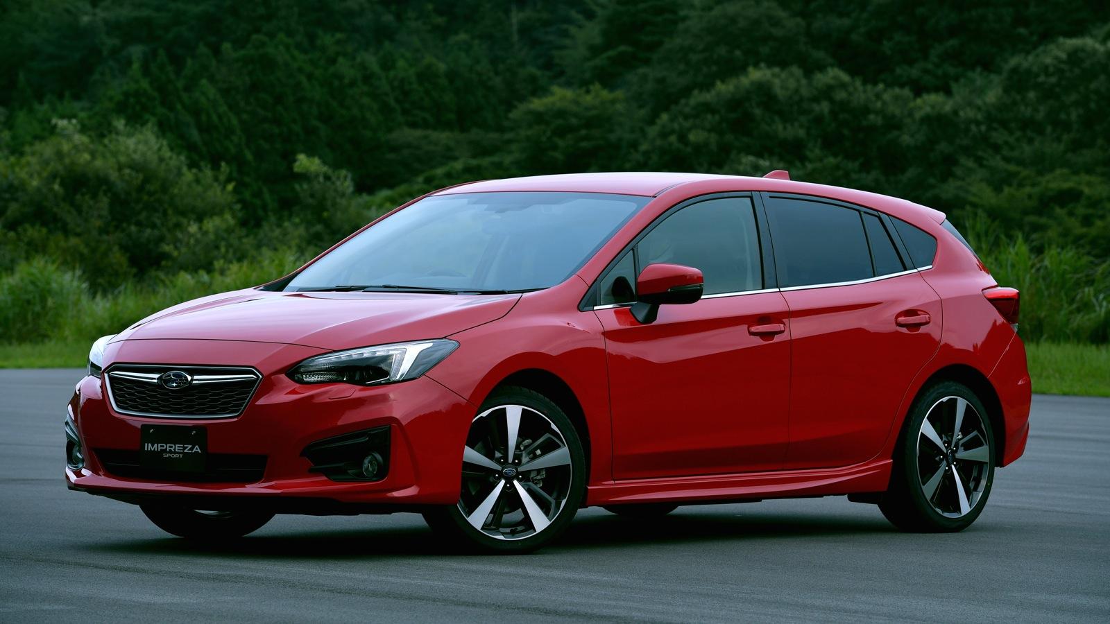 2017 Subaru Impreza Review - photos | CarAdvice