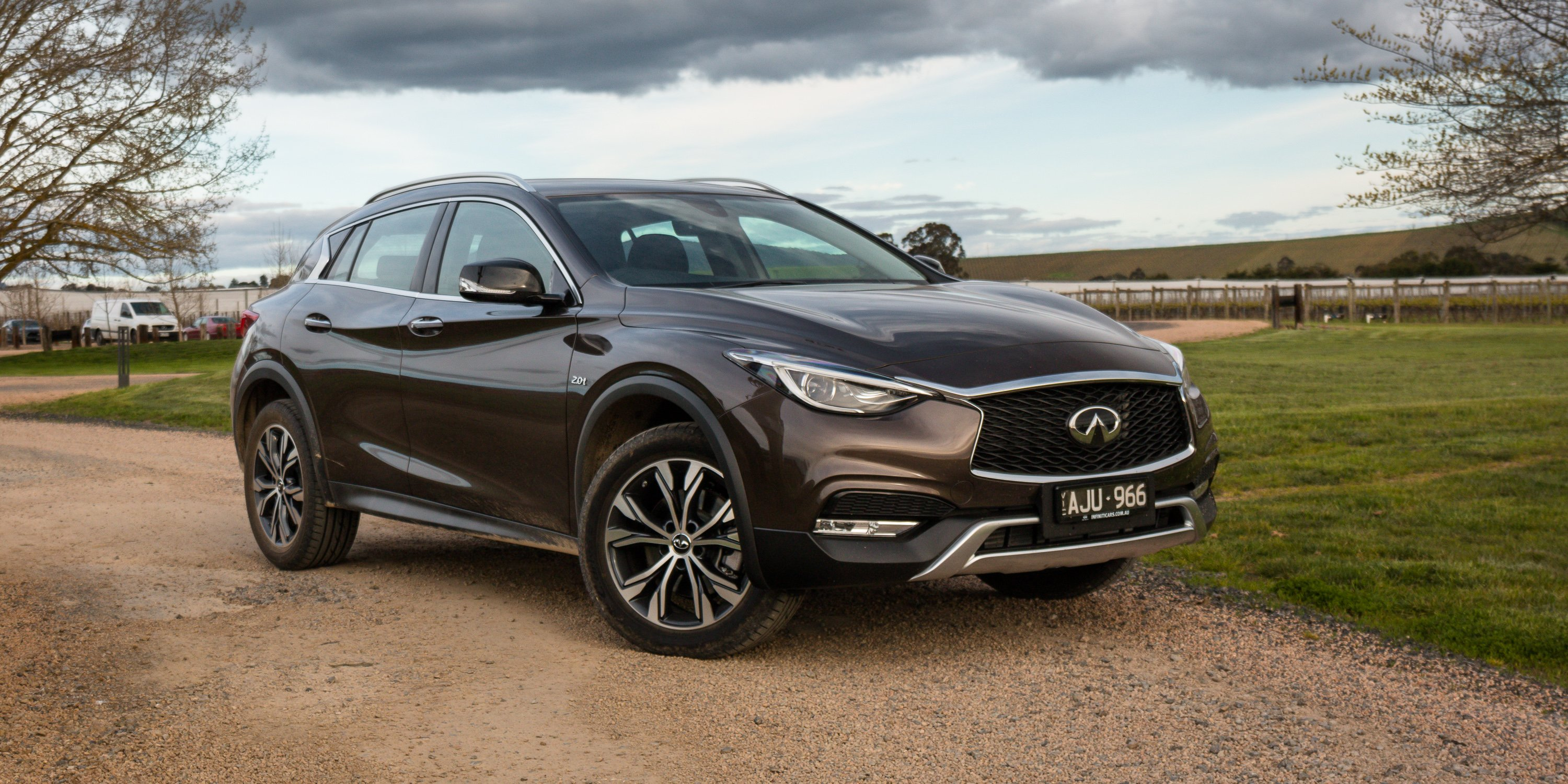 Luxury Sports Cars >> 2017 Infiniti QX30 Review - photos | CarAdvice