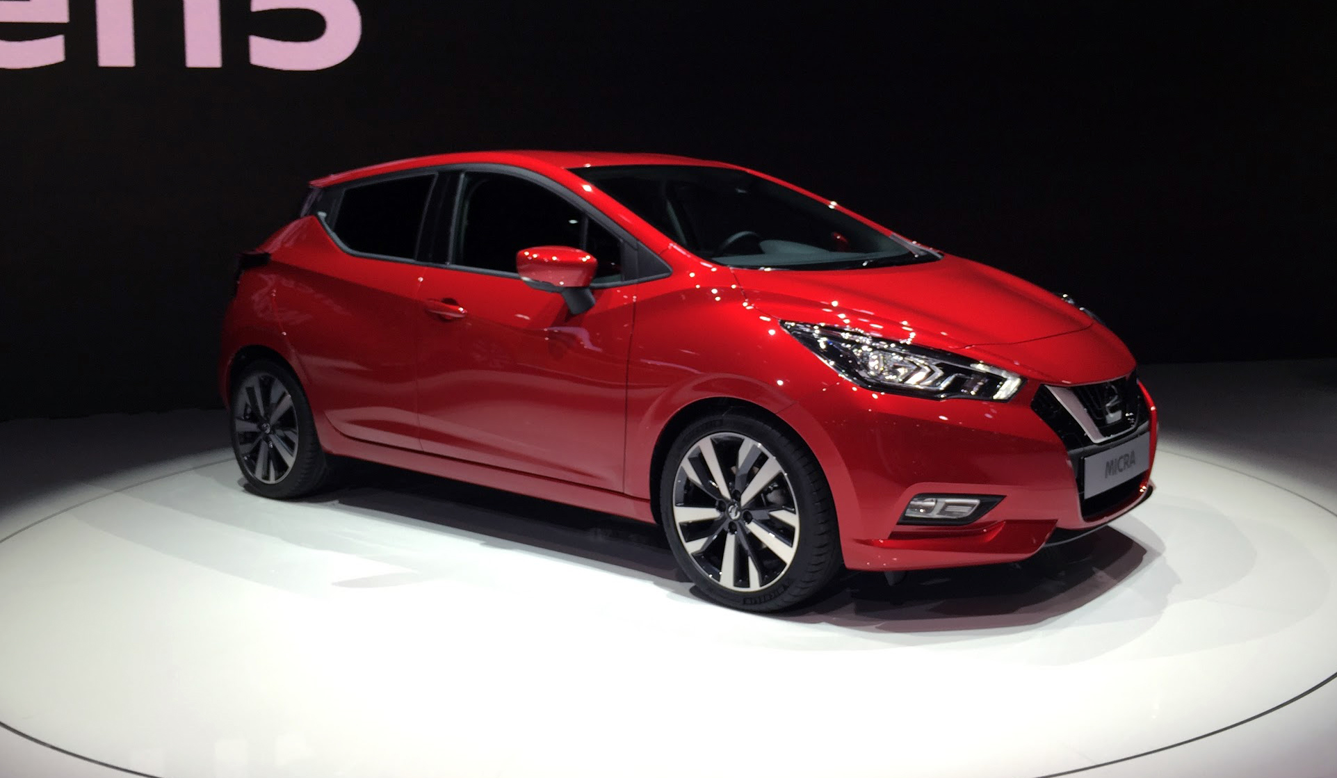 2017 Nissan Micra Revealed In Paris Photos 1 Of 28