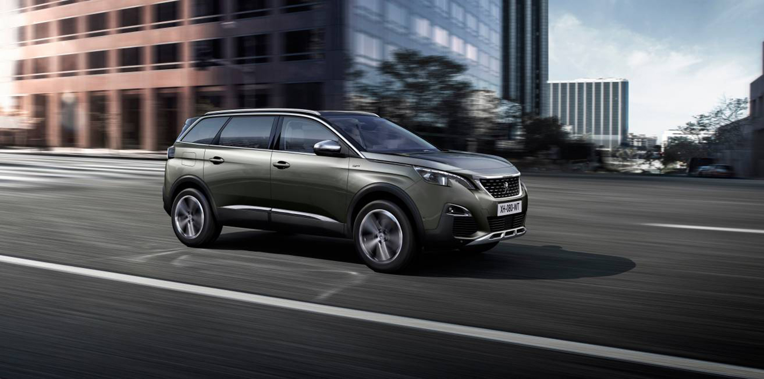 2017 peugeot 5008 unveiled first large seven seat suv headed for paris photos caradvice. Black Bedroom Furniture Sets. Home Design Ideas