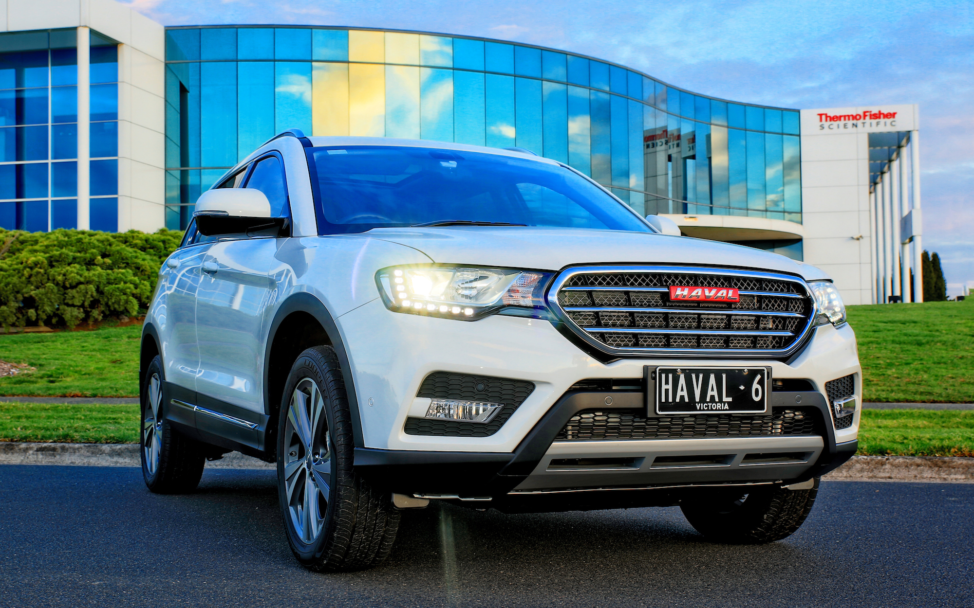 2018 Mustang Gt Pricing >> 2017 Haval H6 pricing and specs - photos | CarAdvice