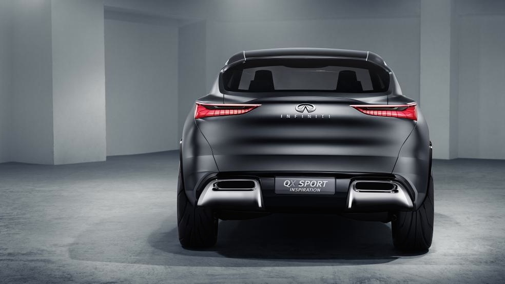 Infiniti QX Sport Inspiration concept points to new mid ...