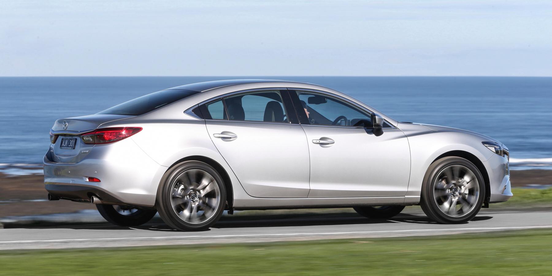 2017 Mazda 6 Review - photos | CarAdvice