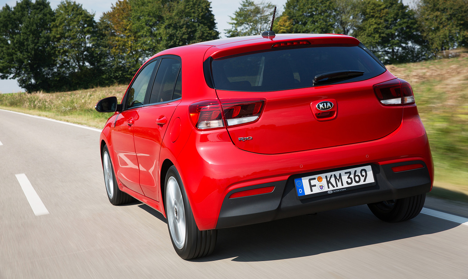 2017 kia rio detailed ahead of paris premiere photos 1 of 15. Black Bedroom Furniture Sets. Home Design Ideas