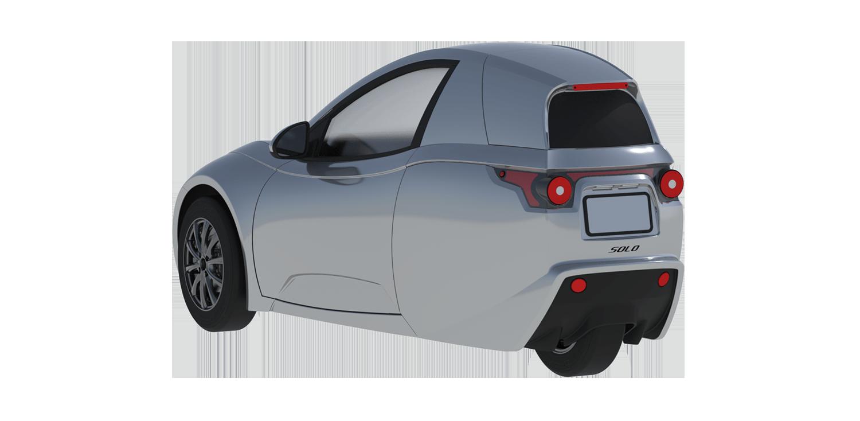 Electra Meccanica Solo revealed - photos | CarAdvice