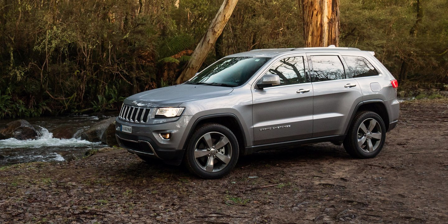 2016 jeep grand cherokee limited diesel review photos caradvice. Black Bedroom Furniture Sets. Home Design Ideas