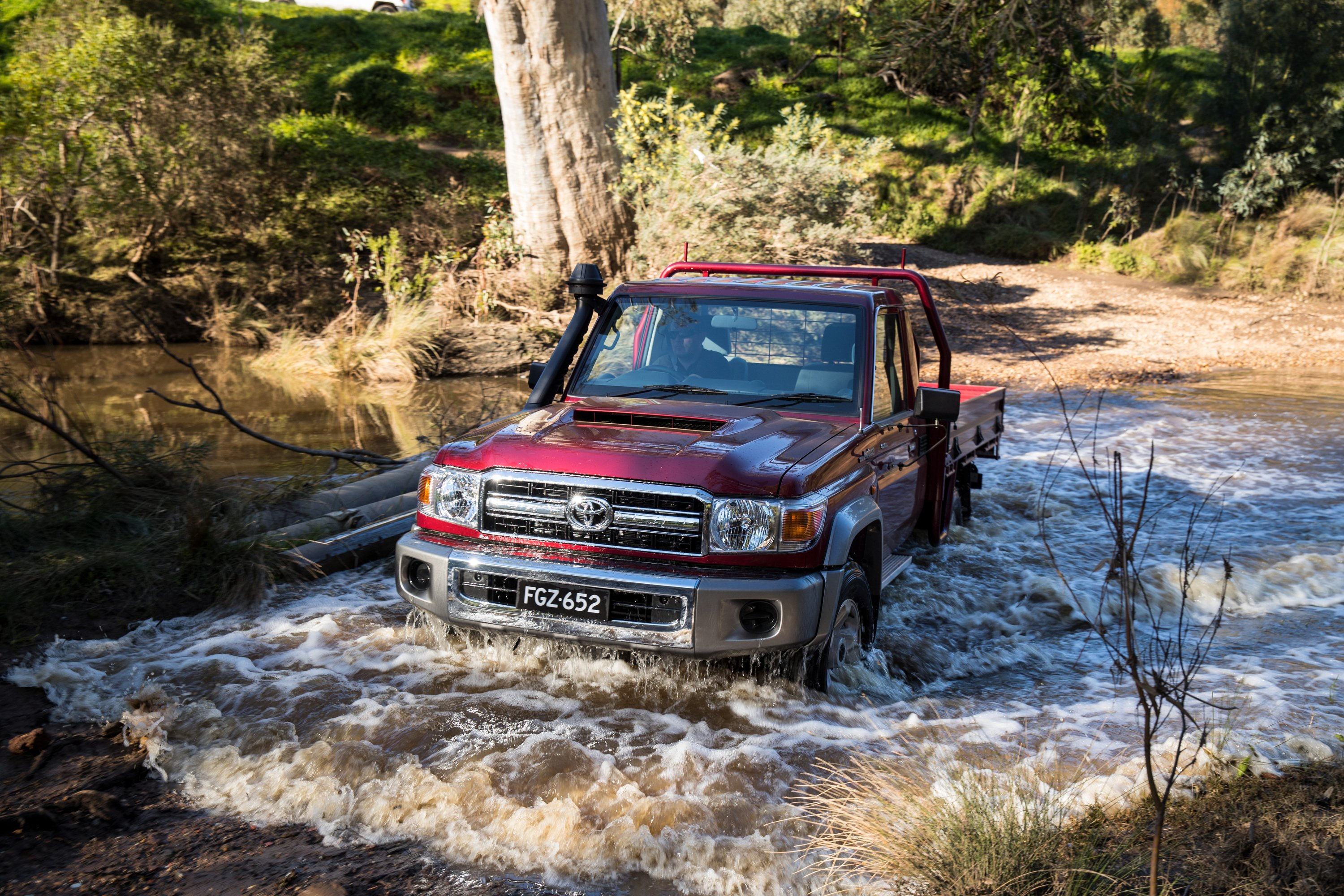 2017 Toyota LandCruiser 70 Series pricing and specs ...