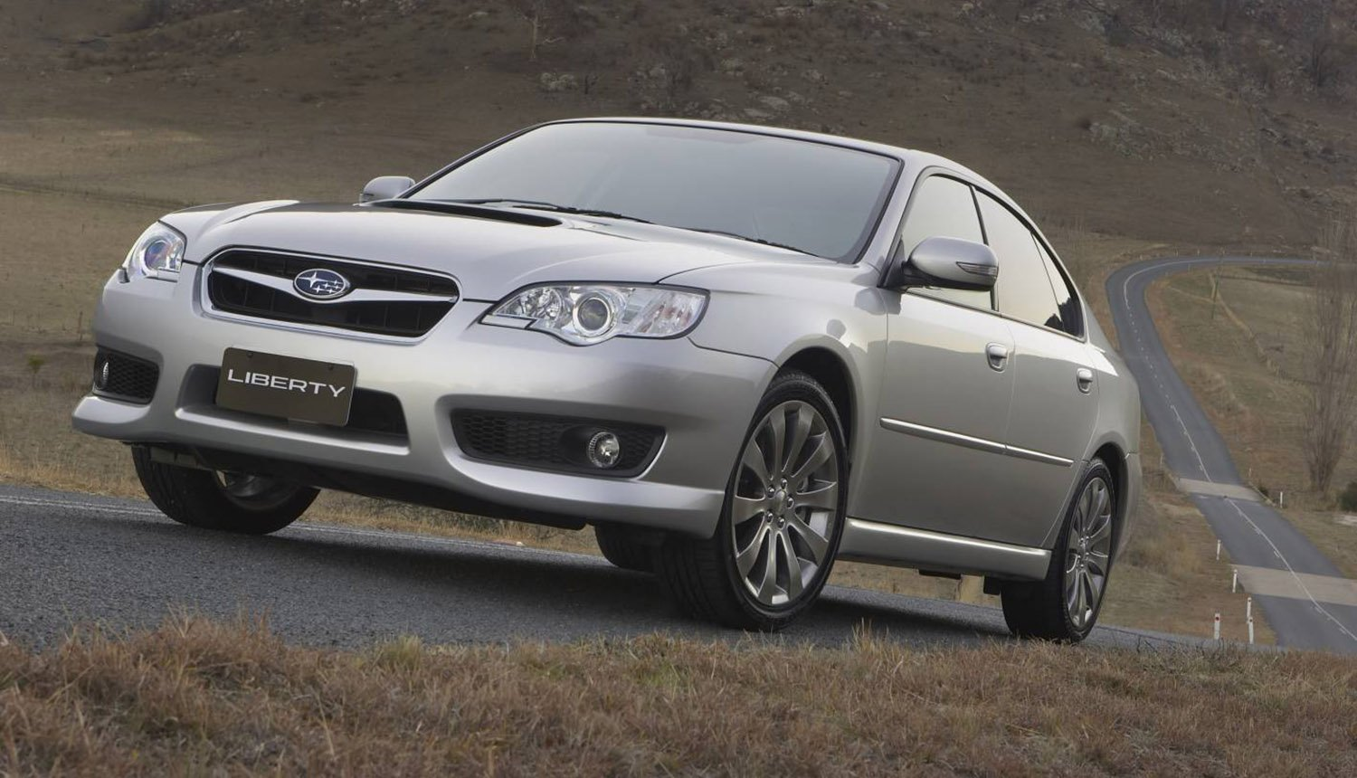 Subaru Liberty Gt Impreza Wrx Sti And Forester Xt