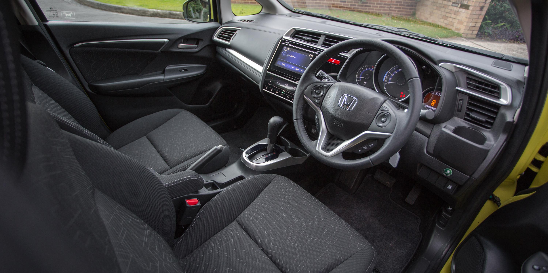 2016 Honda Jazz Vti S Review Long Term Report Three Interior Photos
