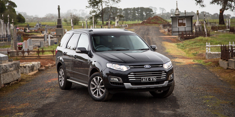 2016 Ford Territory Titanium Diesel Review: A farewell ...