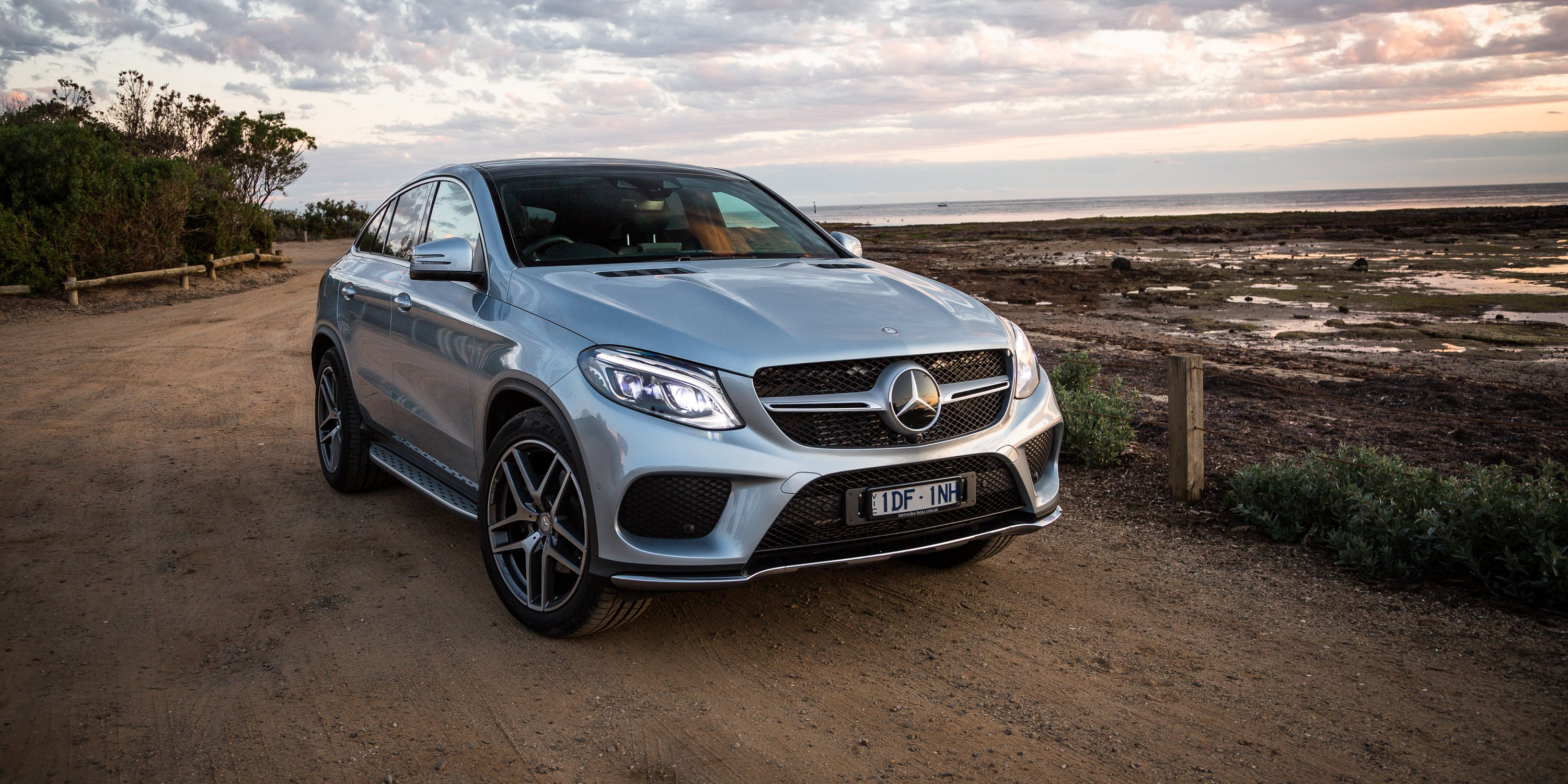 2016 mercedes benz gle 350d coupe review photos caradvice for Mercedes benz of cincinnati