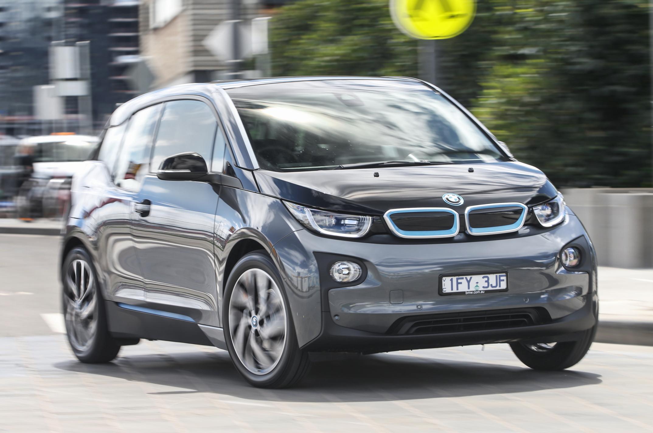 2017 BMW i3 94Ah Review - photos   CarAdvice